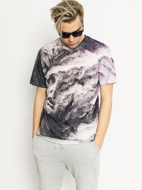 T-shirt Mr. Gugu Burst Of Arst (grey)