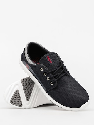 Buty Etnies Scout (navy/grey/red)