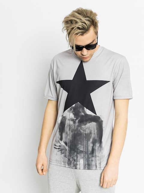 T-shirt Mr. Gugu Black Star