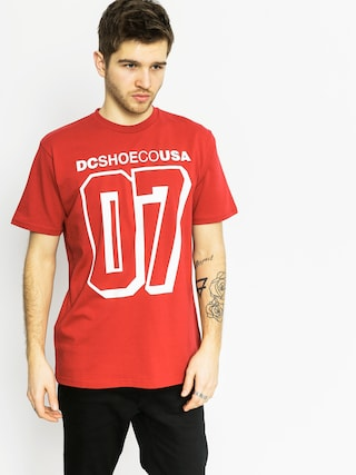 T-shirt DC Jersey Seven (red)