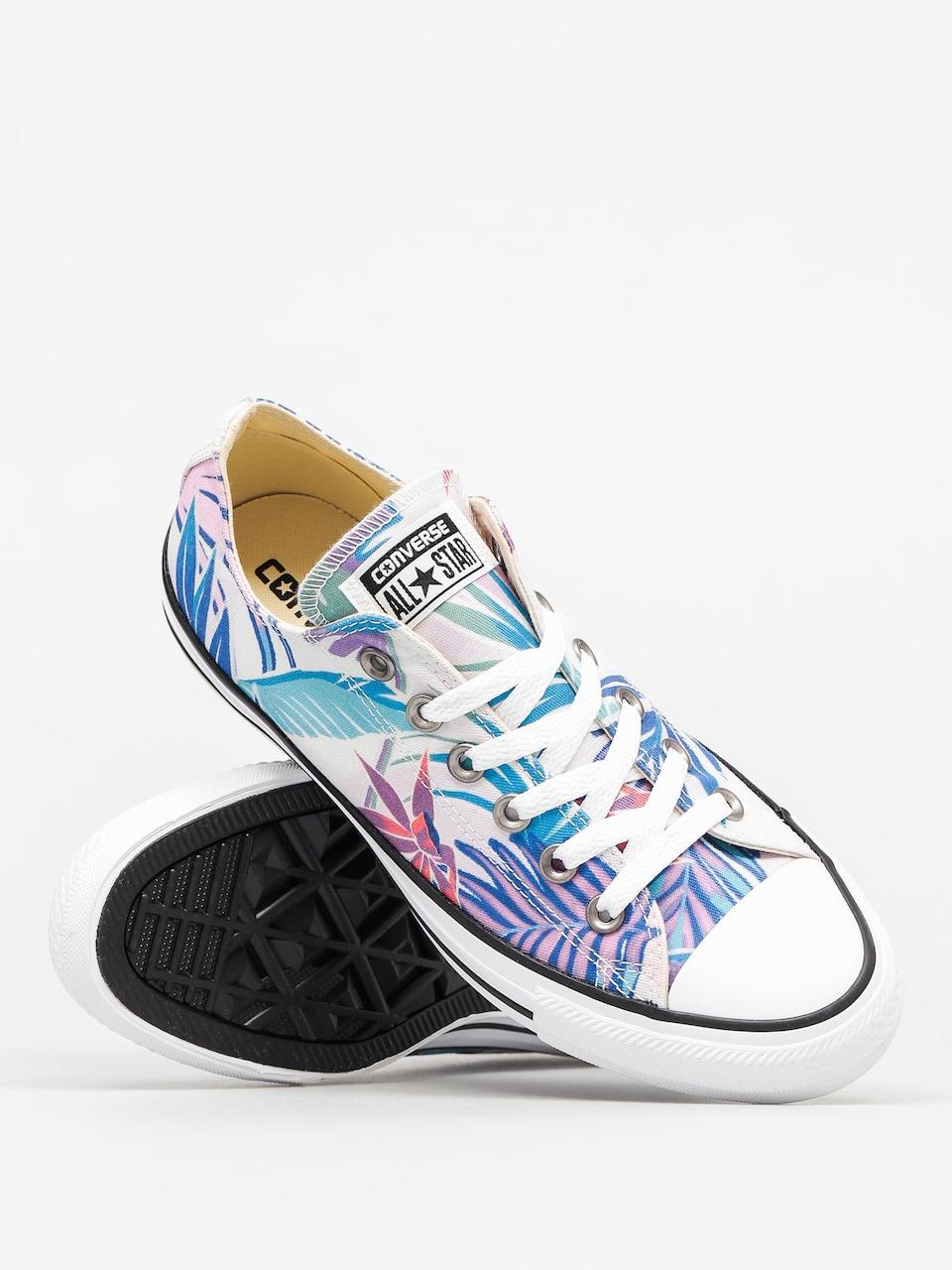 Sneakers CONVERSE Ctas Ox 155396C Fresh CyanMagenta GlowWhite