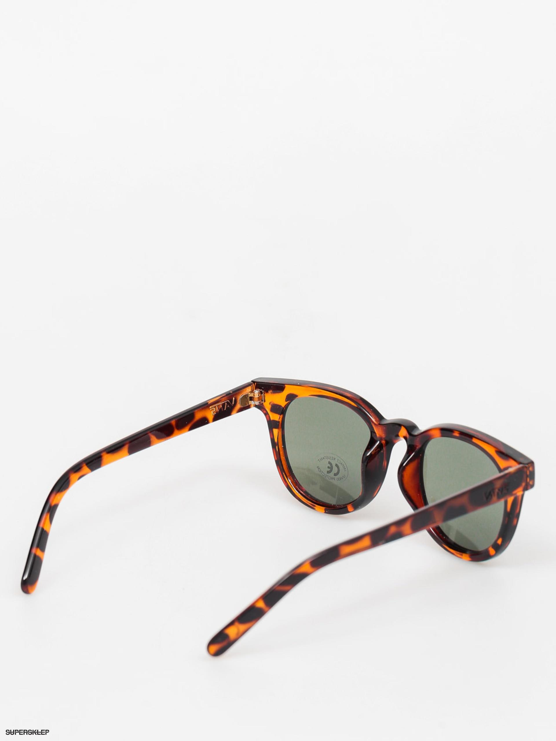 Okulary przeciwsłoneczne Vans Welborn Shades (transculent honeytoritoise)
