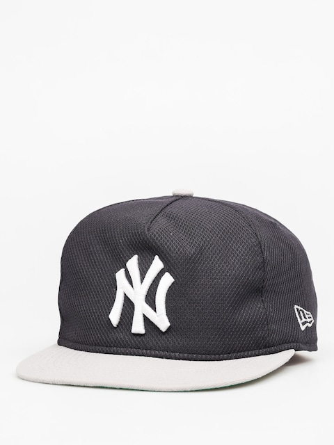 Czapka z daszkiem New Era Diamond Era Unstructured NY Yankees ZD (navy/grey)