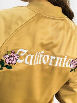 Kurtka Stussy California Satin Wmn (gold)