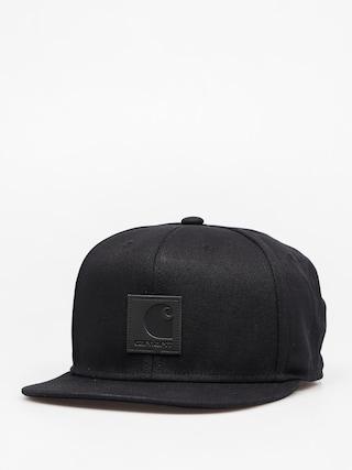 Czapka z daszkiem Carhartt Logo ZD (black)