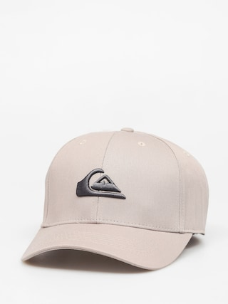 Czapka z daszkiem Quiksilver Decades ZD (light grey)
