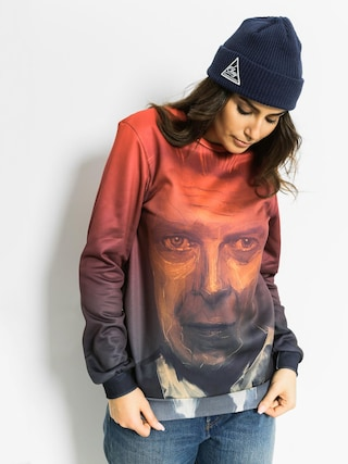 Bluza Mr. Gugu Bowie Wmn (brown)