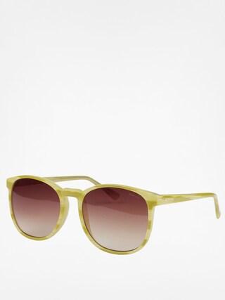 Okulary przeciwsłoneczne Komono Urkel (lemon horn)