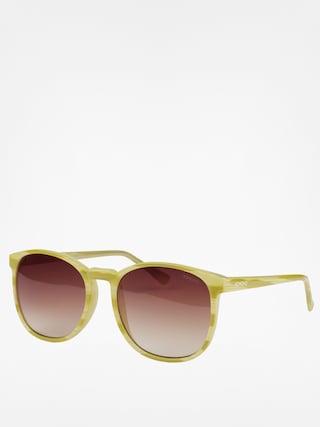 Okulary przeciwsu0142oneczne Komono Urkel (lemon horn)