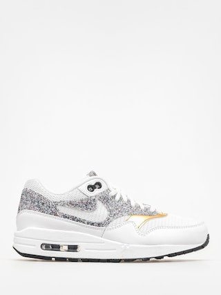 Buty Nike Air Max 1 Wmn (Se white/white black)