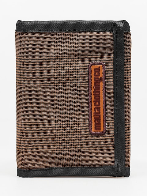 Portfel Malita Checked (brown/black)