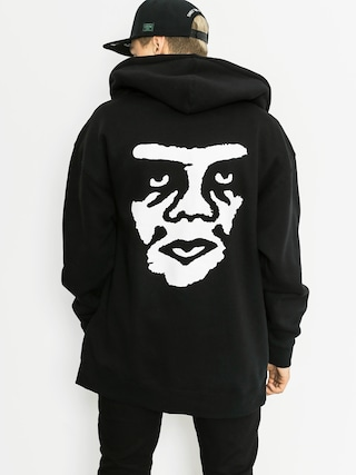 Bluza OBEY The Creeper (black)