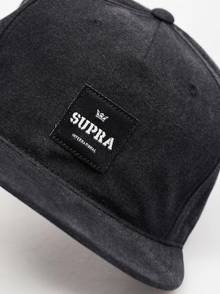 Czapka z daszkiem Supra Legacy 2 Slider ZD (black)
