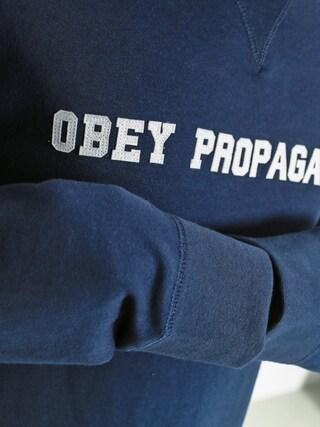 Bluza OBEY Nassau (navy)