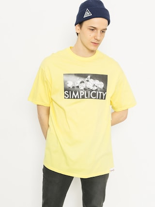T-shirt Diamond Supply Co. Definition (banana)
