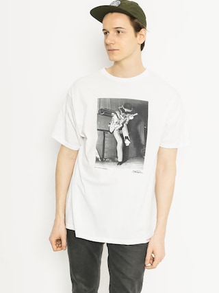 T-shirt Diamond Supply Co. Jimi Hendrix Experience (white)