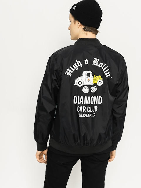 Kurtka Diamond Supply Co. Club Varsity