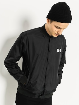 Kurtka Diamond Supply Co. Club Varsity (black)