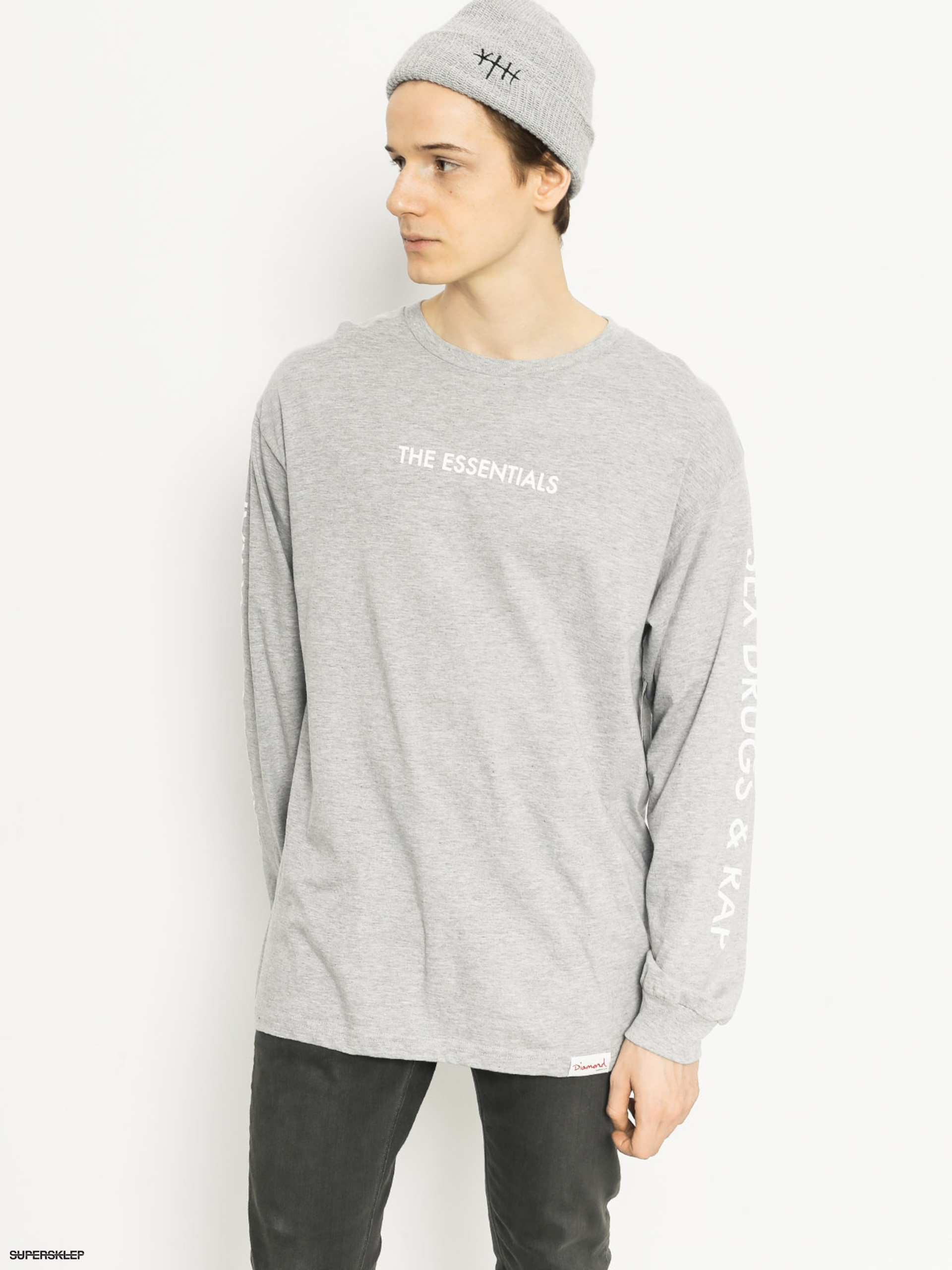 Longsleeve Diamond Supply Co. Essentials