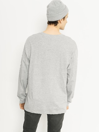 Longsleeve Diamond Supply Co. Essentials (heather grey)