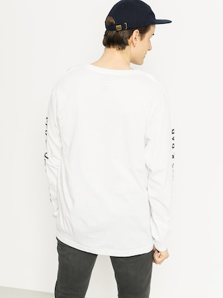 Longsleeve Diamond Supply Co. Essentials (white)
