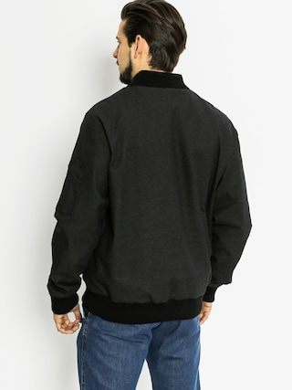 Kurtka Turbokolor Bomber (black)