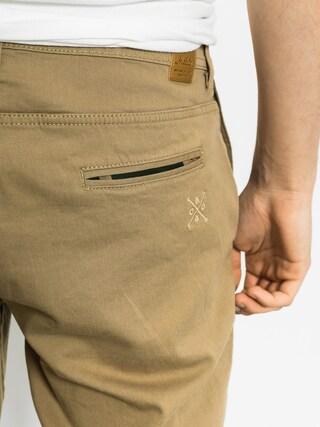 Spodnie Malita Chino (beige/kamo)
