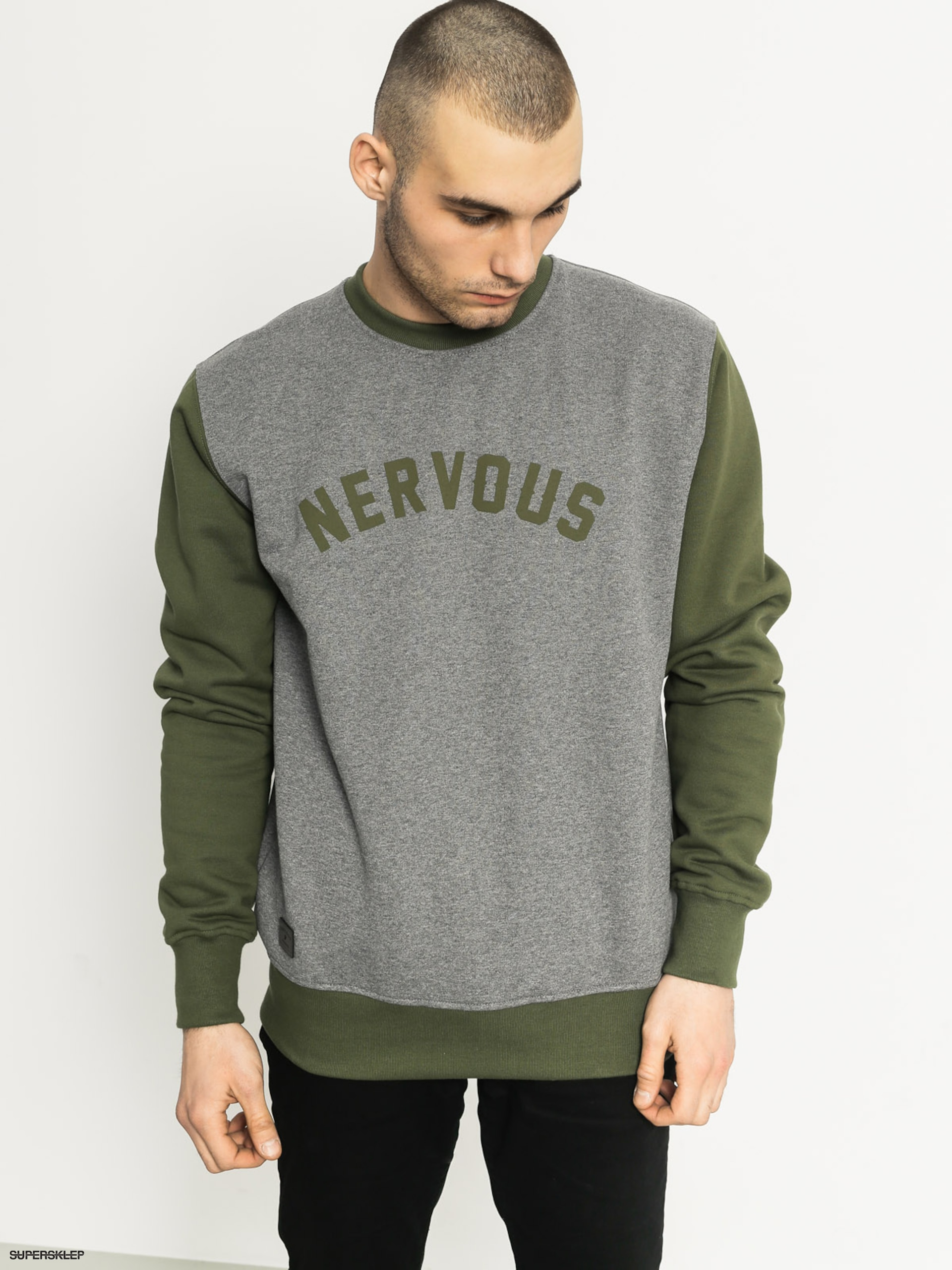 Bluza Nervous College