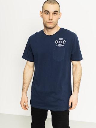 T-shirt Kr3w Service Station (navy)