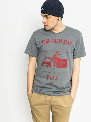 T-shirt Fox Wicken (heather graphite)