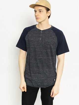 T-shirt DC Enderlin Henley (dark navy)