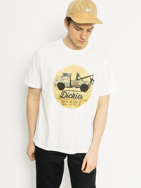 T-shirt Dickies Russellville (white)