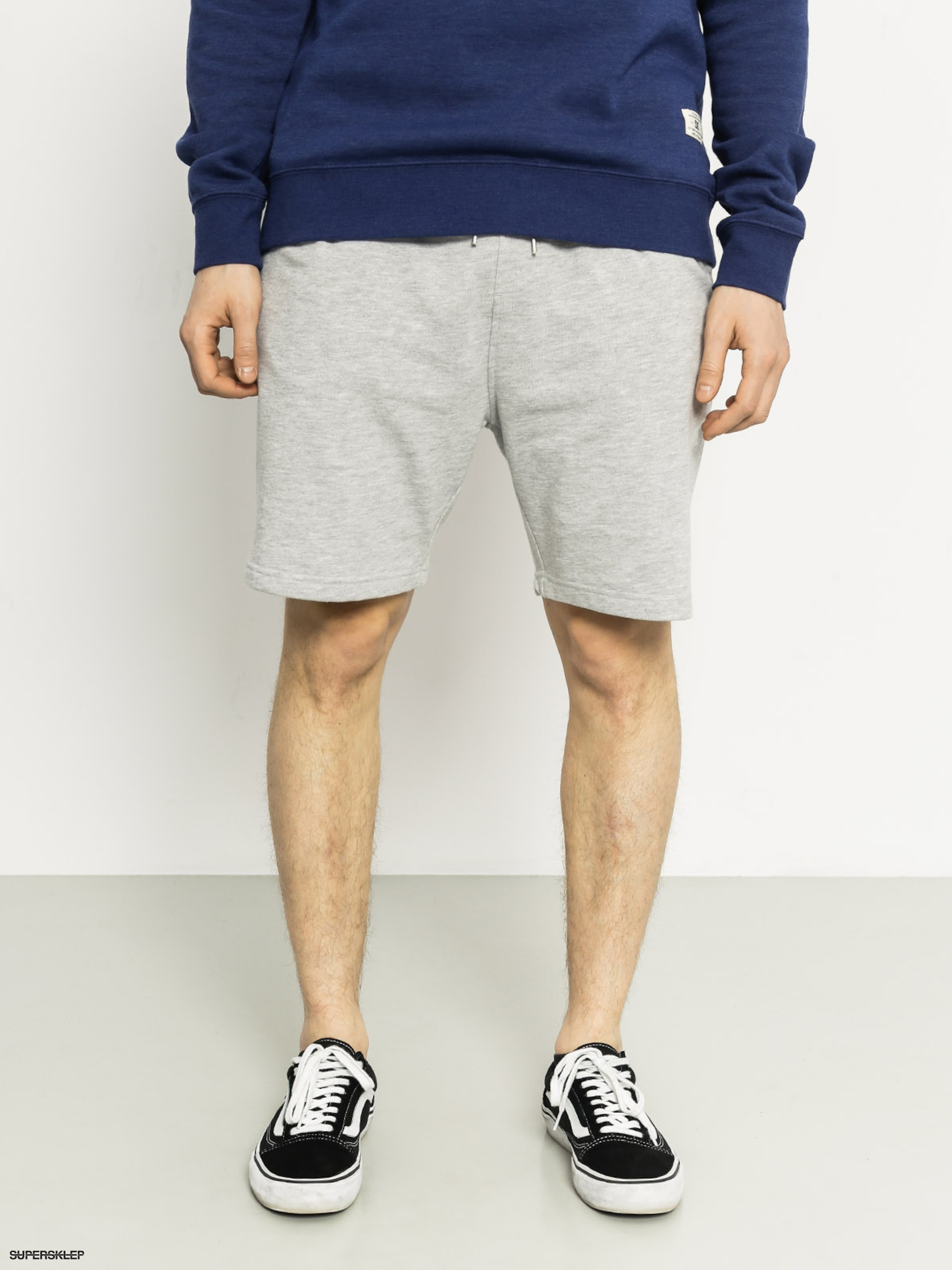 Szorty DC Rebel Short Drs (grey heather)