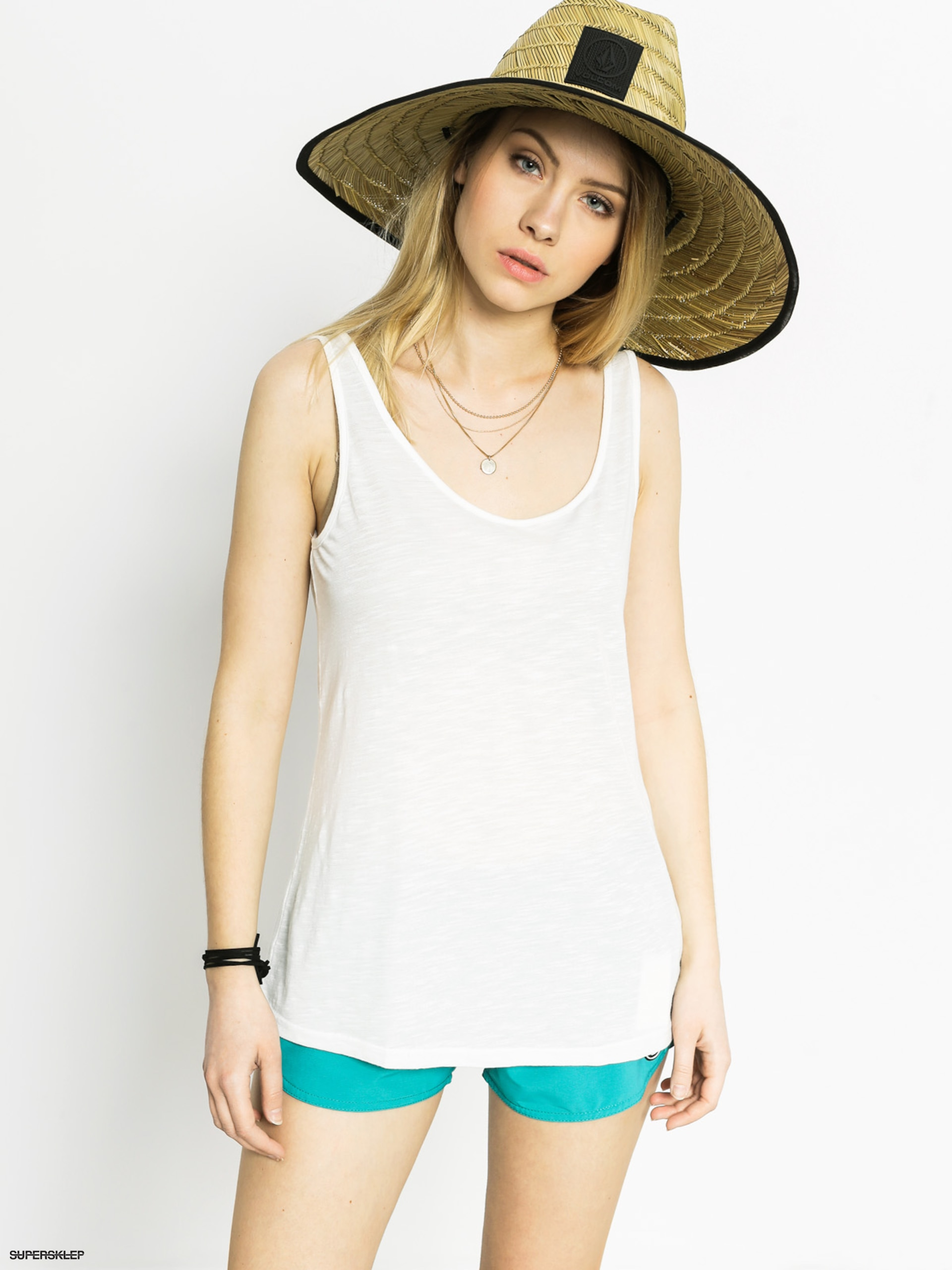 Koszulka Volcom Back It Up Tank Wmn