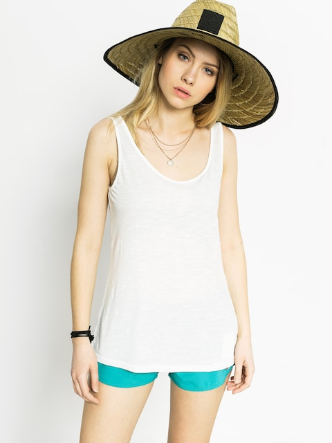 Koszulka Volcom Back It Up Tank Wmn (wht)