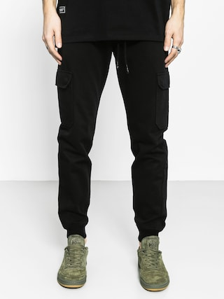Spodnie Backyard Cartel Immortal Jogger (black)