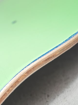 Deck Primitive Ribeiro Jaguar Paste (green)