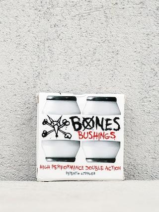 Gumki Bones Hard (white/black)