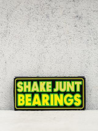 Łożyska Shake Junt 02 ABEC (black/green)