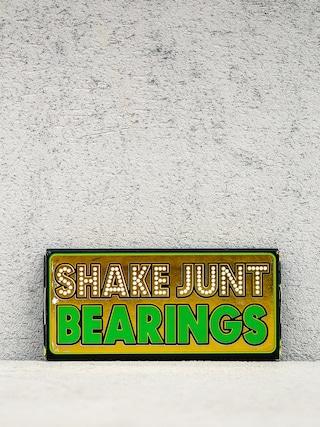 Łożyska Shake Junt 02 ABEC (gold/green)