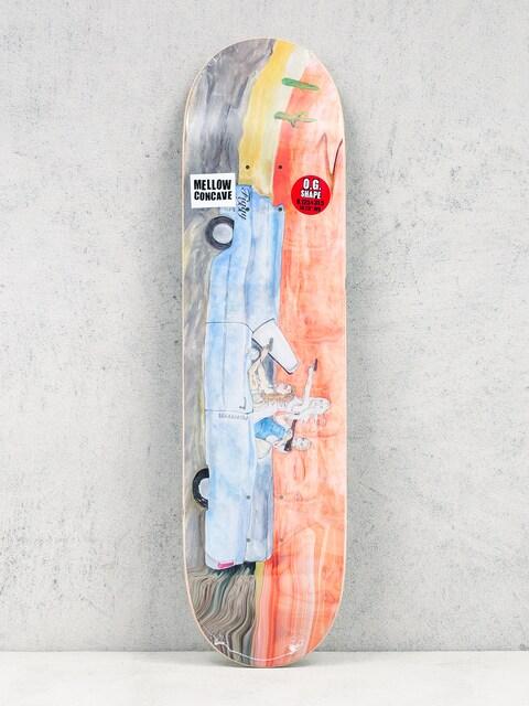 Deck Baker Jf Reject (orange/blue)