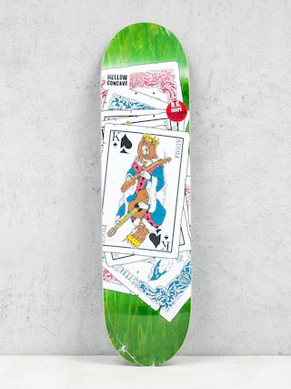 Deck Baker Tb King Of Spades (green)