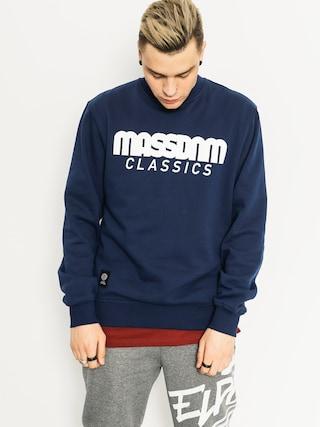 Bluza MassDnm Classics (navy)