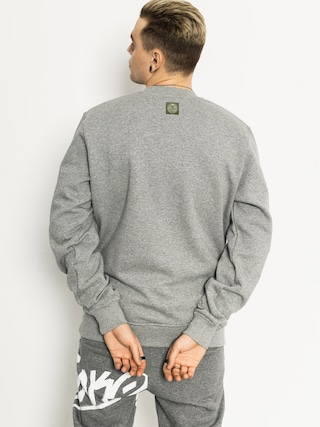 Bluza MassDnm Patrol (grey heather)