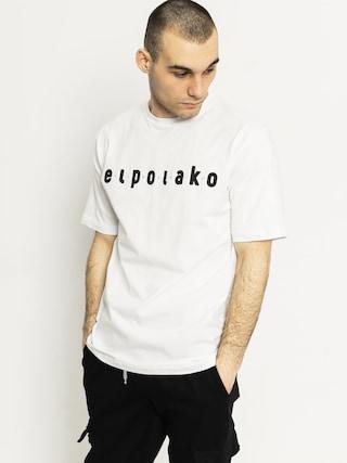 T-shirt El Polako Classic (white)