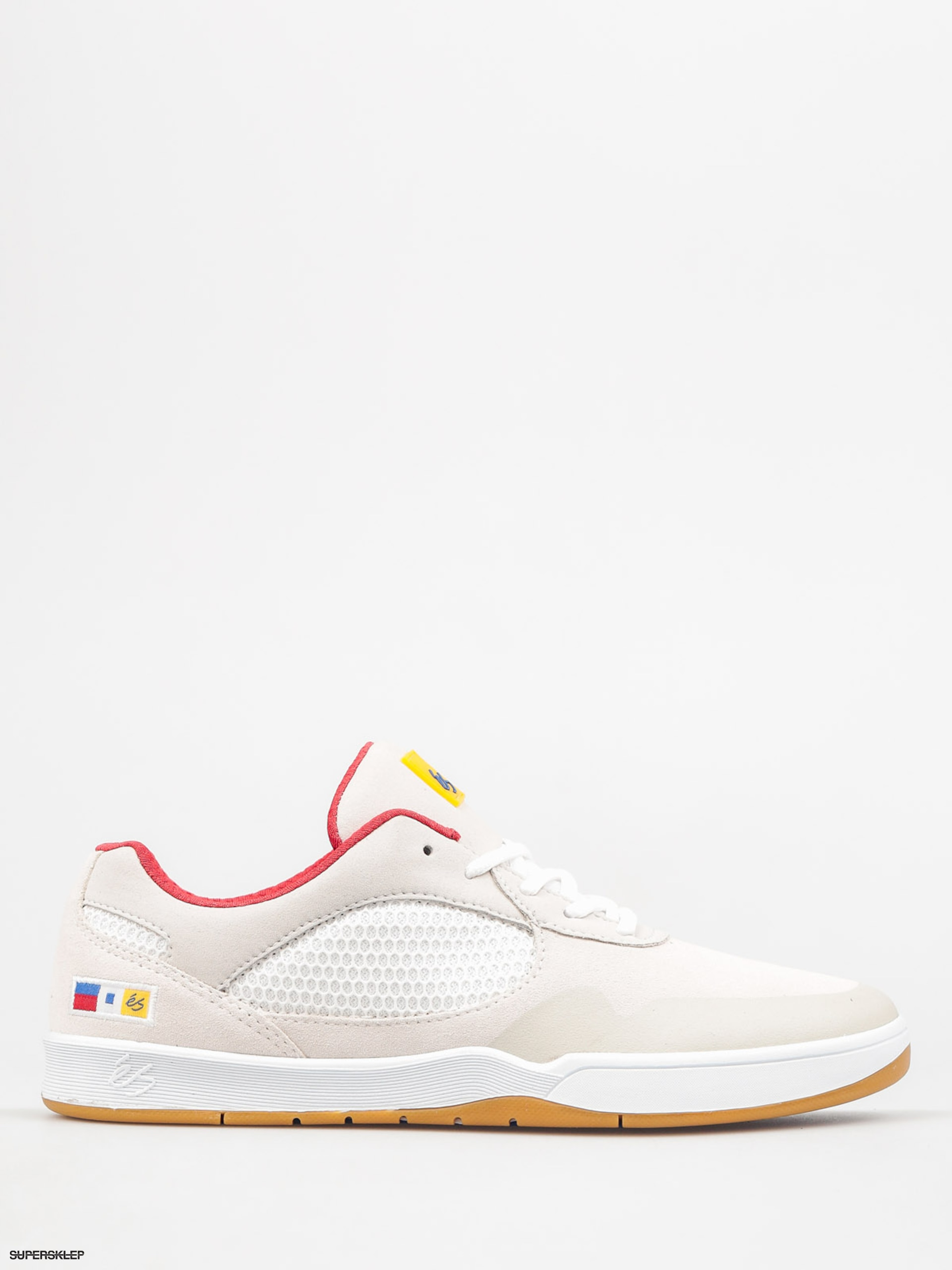 Buty Es Swift (white/red)