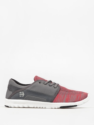 Buty Etnies Scout YB (dark grey/red)