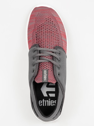 Buty Etnies Scout YB (dark grey/red)