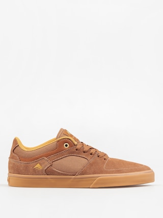 Buty Emerica The Hsu Low Vulc (brown/gum)
