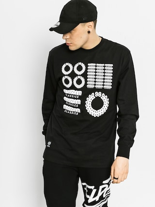 Longsleeve MassDnm Display (black)